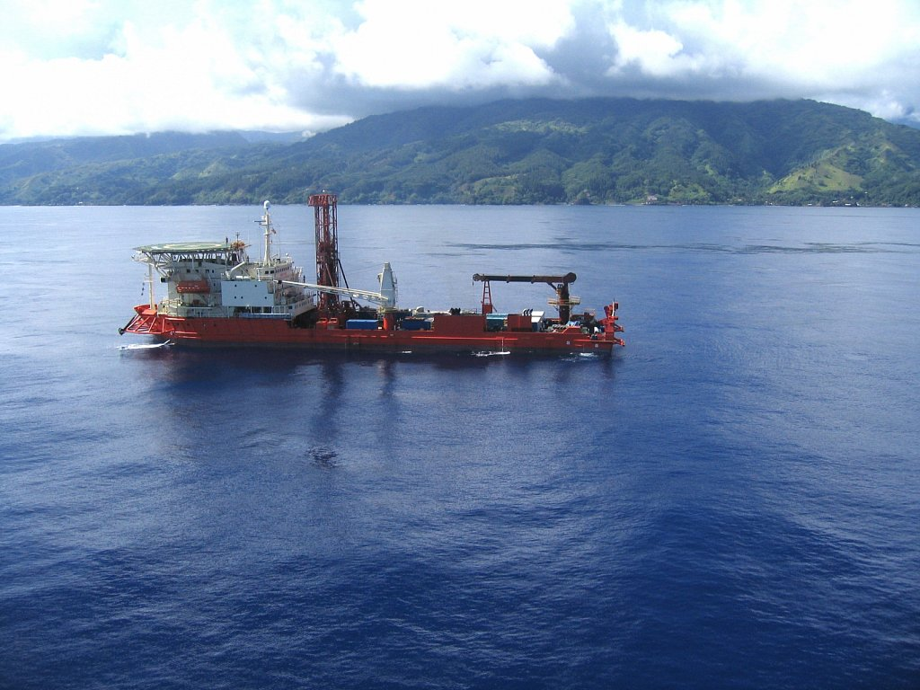 Expedition 310: Tahiti Sea Level
