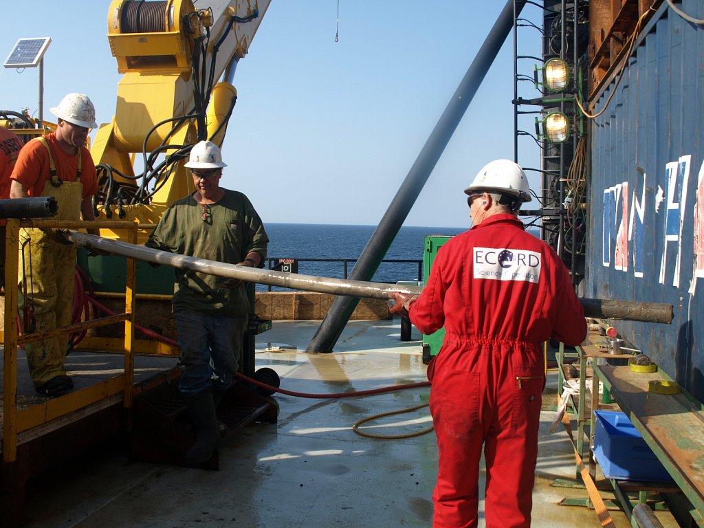 Exp 313 offshore