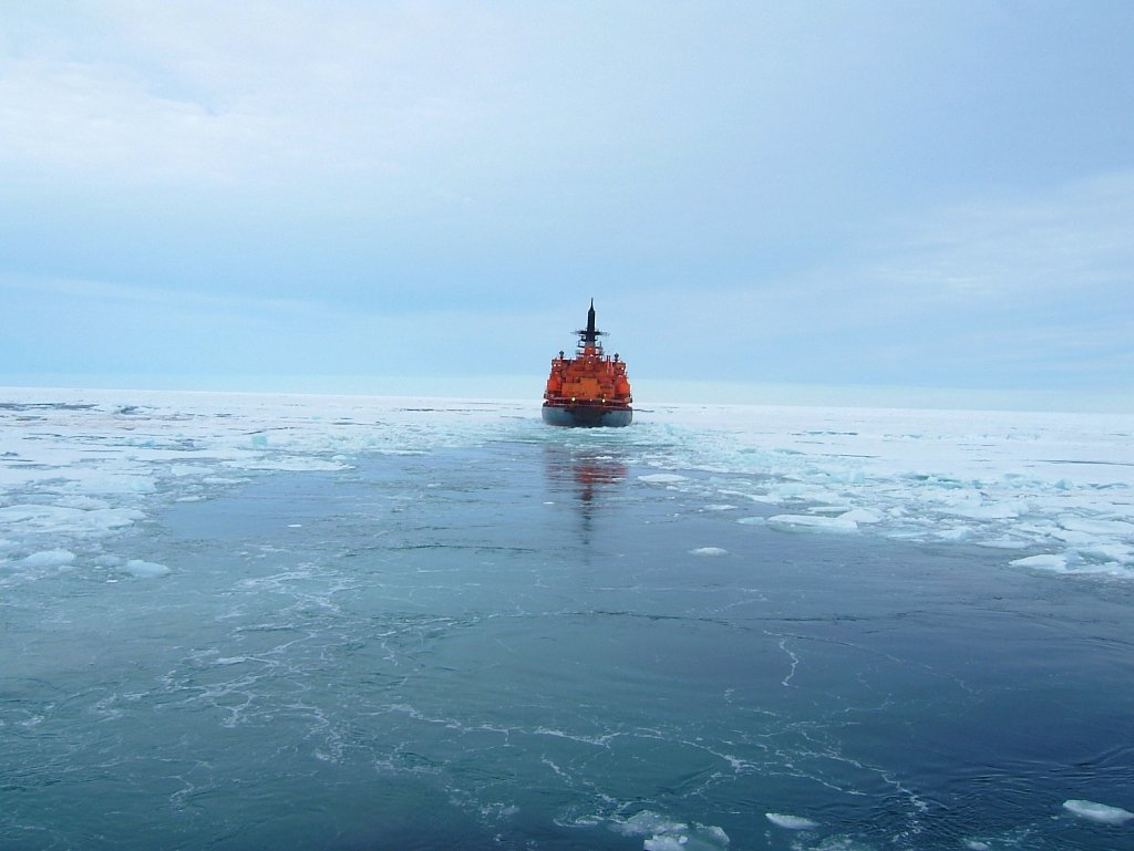 Expedition 302 Arctic Coring