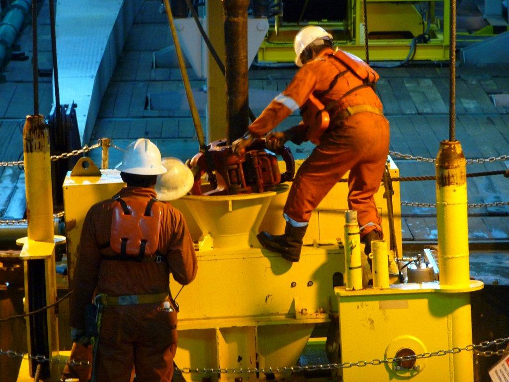 Exp 325 offshore