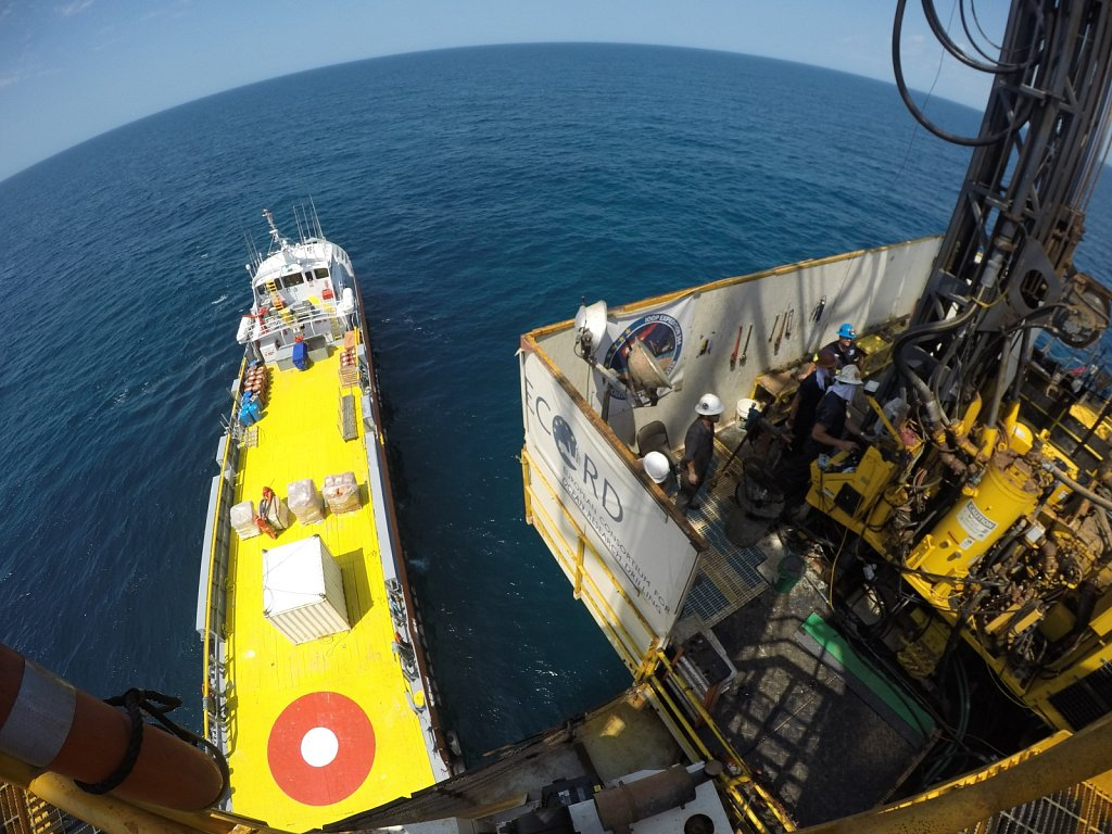 Exp 364 offshore